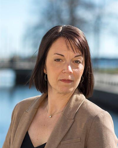 Linda Zetterström Administratör
