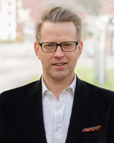Erik Åkerberg Ansvarig mäklare