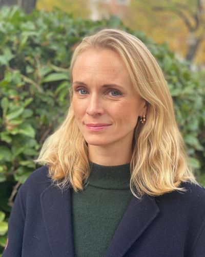 Sofia Eliasson Ansvarig mäklare