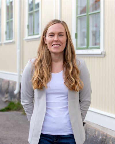Josefine Back Ansvarig mäklare