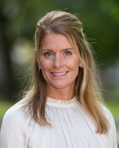 Carola Larsson Fastighetsmäklarassistent