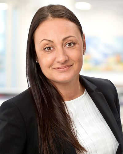 Biljana Milinovic Assisterande mäklare