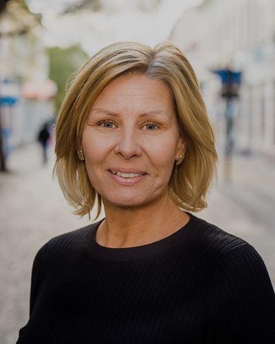 Ann Martinsson Ansvarig mäklare