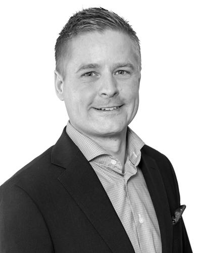 Erik Moberg Ansvarig mäklare