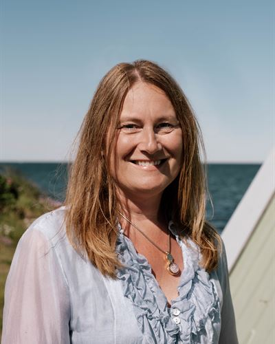 Johanna Knutsson VD/Fastighetsmäklare