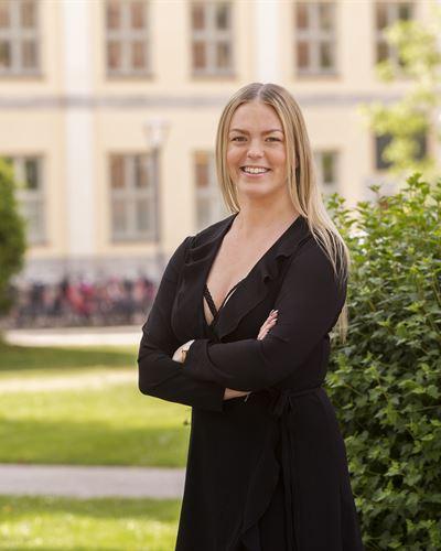 Sofia Dahlström Fastighetsmäklarassistent