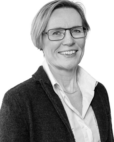 Cecilia Hillerström Ansvarig mäklare