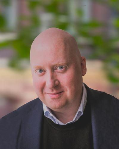 Stefan Hansson Ansvarig mäklare