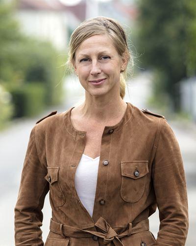 Susanne Cronestad Ansvarig mäklare