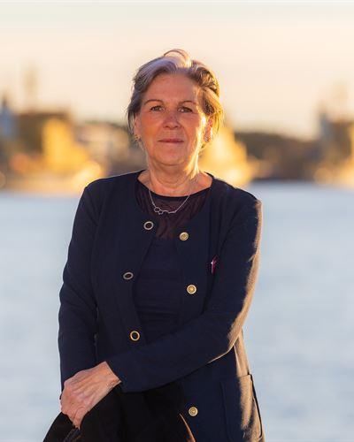 Lis-Marie Pettersson VD/Fastighetsmäklare