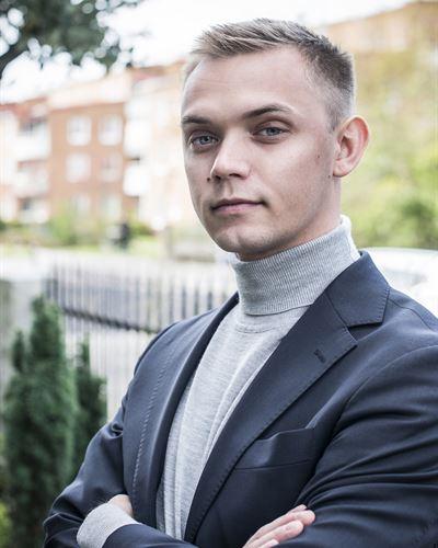 Erik Jönsson Fastighetsmäklarassistent