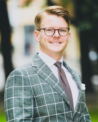 Joel Sundin Cruickshank Ansvarig mäklare