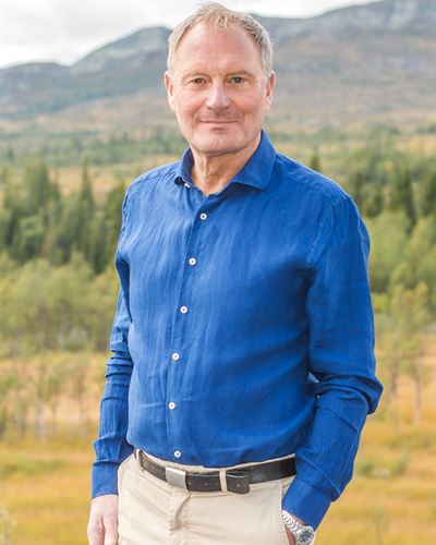 Jan Loberg Ansvarig mäklare