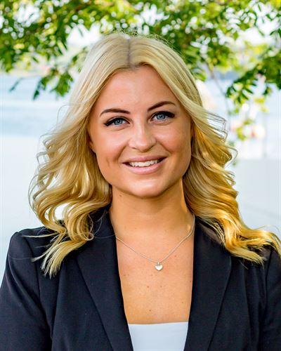 Sarah Winberg Ansvarig mäklare