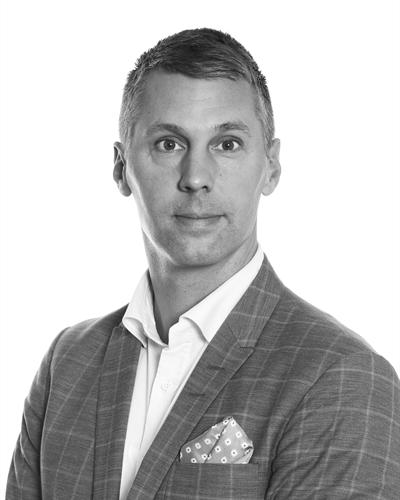 Mikael Ljungberg Ansvarig mäklare