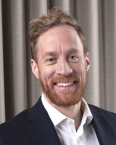 Henrik Borglin Fastighetsmäklare / Delägare