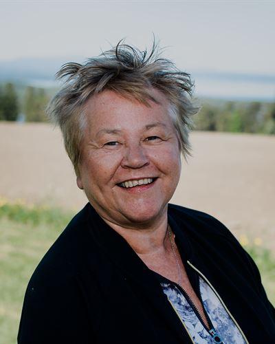 Ann-Monica Dahlqvist Fastighetsmäklarassistent