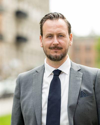 Bo Andersson Ansvarig mäklare