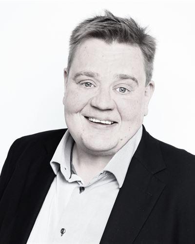 Kenneth Viinikka Ansvarig mäklare