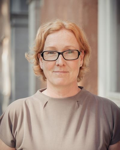 Alexandra von Seth Koordinator