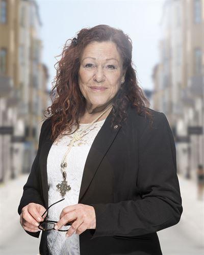 Annika Ingemarsdotter Skoogenäs Fastighetsmäklare