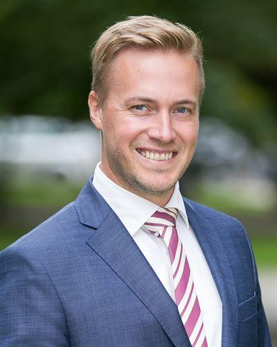 Johan Eriksson Fastighetsmäklare