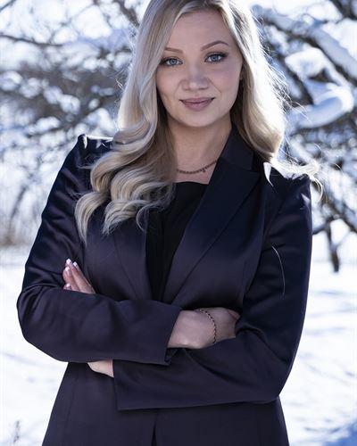 Anne-Louise Lindberg Blivande mäklare