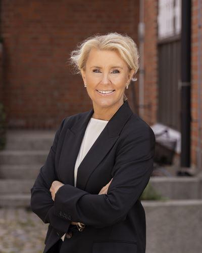 Helena Berg Ansvarig mäklare