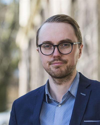 Johan Eriksson Fastighetsmäklare / Delägare