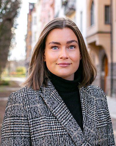 Tilde Alriksson Fastighetsmäklarassistent