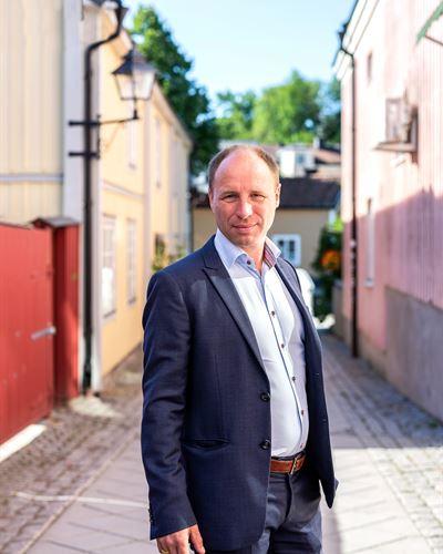 David Carlsson Ansvarig mäklare