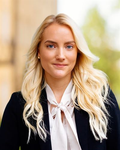 Sara Wernersson Ansvarig mäklare