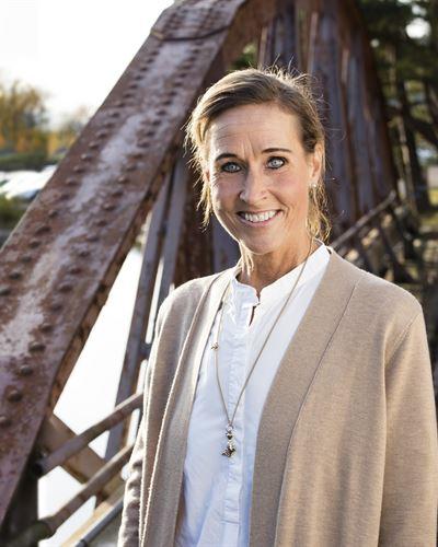Ann-Christin Palmborg Ansvarig mäklare