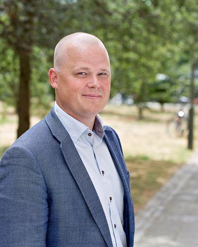 Per-Anders Lindborg Kontorschef / Fastighetsmäklare