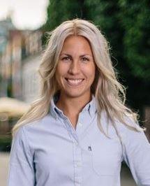 Rebecca Ohlsson Fastighetsmäklarassistent