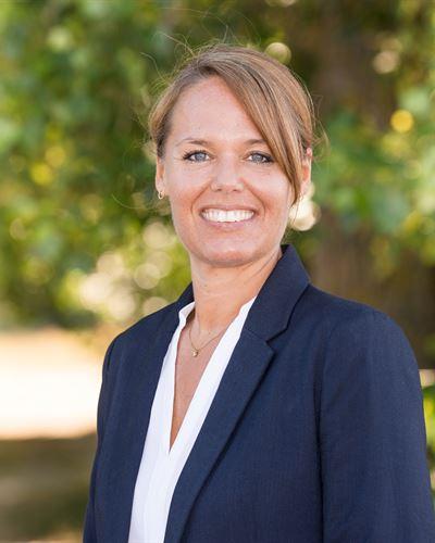 Linda Olsson Ansvarig mäklare