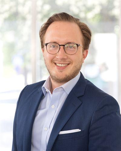 Henrik Hammarstrand Ansvarig mäklare