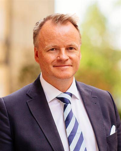 Patrik Lundberg Assisterande mäklare