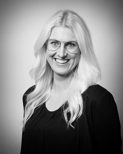 Julia Berggren Ansvarig mäklare