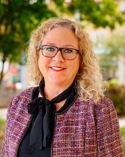 Agnetha Pettersson Ansvarig mäklare