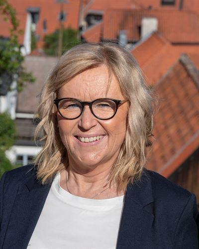 Inger Gottberg Administratör