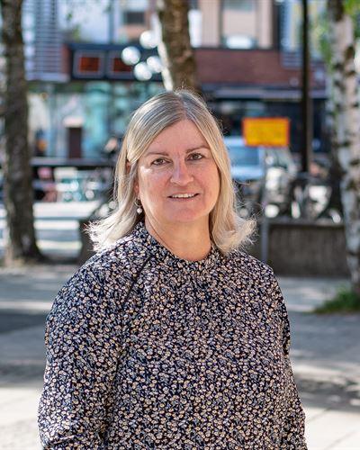 Lena Wahlström Fastighetsmäklarassistent