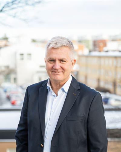 Torbjörn Boström Ansvarig mäklare