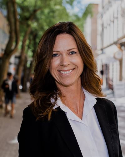 Sofia Andersson Ansvarig mäklare