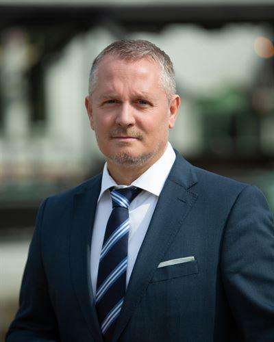 Per-Anders Haglund Fastighetsmäklare