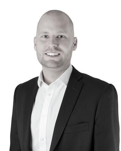 Markus Bylund Ansvarig mäklare