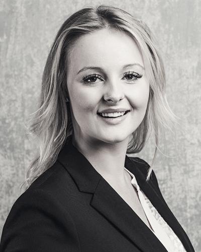 Josefine Nelén Receptionist
