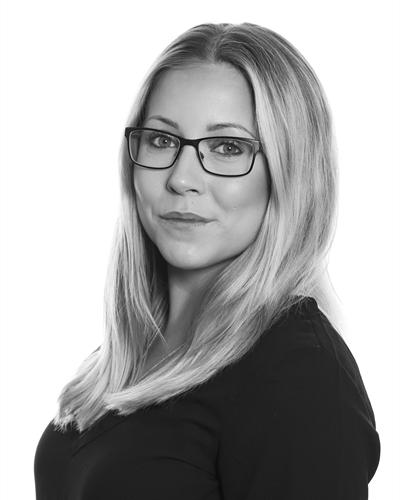 Helena Junttila Fastighetsmäklarassistent