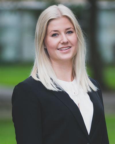 Sofia Petersson Ansvarig mäklare