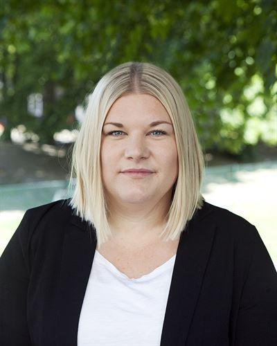 Caroline Jönsson Assistent / Kontorsansvarig